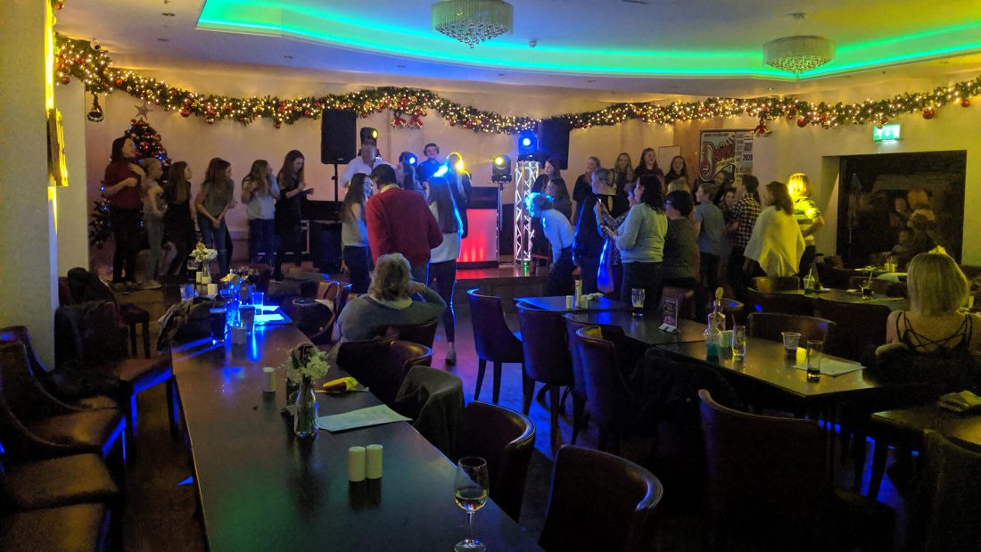 Riverside Country Club Entertainment Disco
