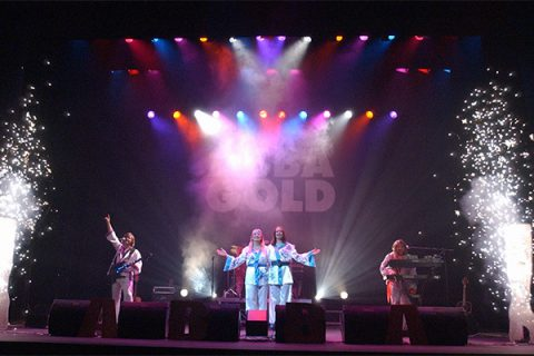 Abba Gold Tribute at Riverside