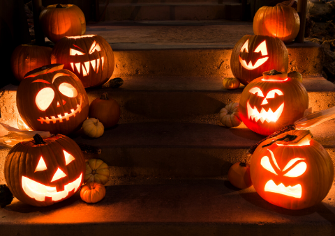 Halloween at Riverside